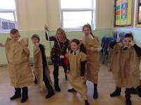 Year 4 Viking Topic