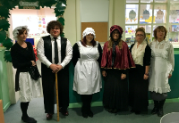 Year 1 Victorian Day - October 2017
